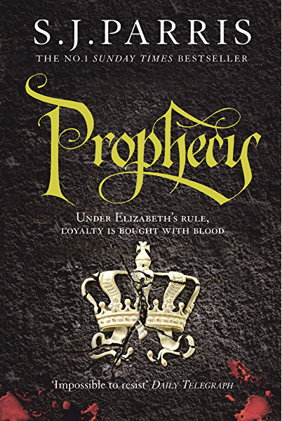 Prophecy: A gripping conspiracy thriller in the Sunday Times ...