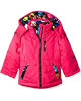 Big Chill Girls' System Jkt W Butterflies Vest