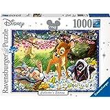 Ravensburger Disney Memories Bambi 1942 Puzzle 1000pc,Adult Puzzles