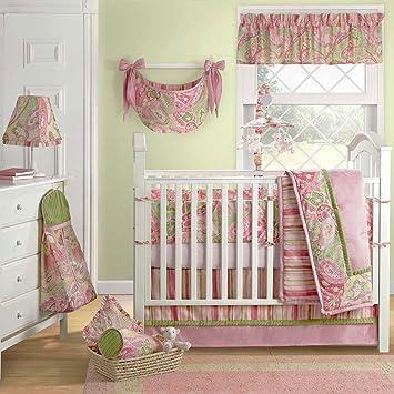 Amazon.com: Chloe 3 piezas bebé Juego de ropa de cama para ...