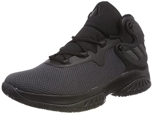 newest 5ec3c cf9c1 adidas Mens Explosive Bounce Basketball Shoes, Black CblackNgtmetUtiblk,  ...