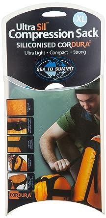 Sea to Summit Ultra-Sil - Compresor para saco de dormir - XL verde 2016: Amazon.es: Deportes y aire libre