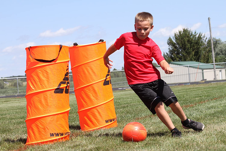 HoopsKing Big Cone Sports Training Cone Orange