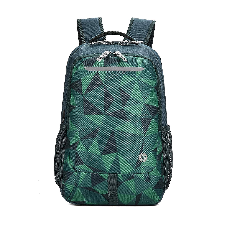 """HP Lightweight 200 Green 15"""" Backpack"""
