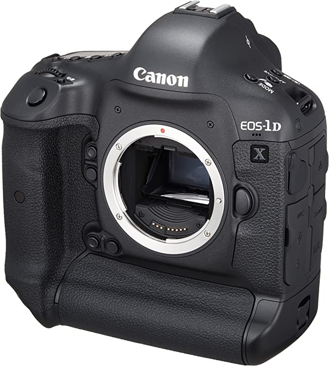 Canon Digital Single-Lens Reflex Camera Eos-1D X Body Eos1Dx JP F ...