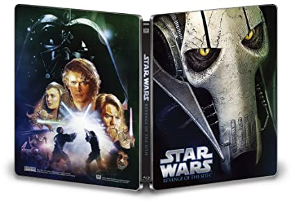 Amazon Com Star Wars Episode Iii Revenge Of The Sith Blu Ray Movies Tv