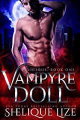 Vampyre Doll: Book One In The Velicious Series Kindle Edition