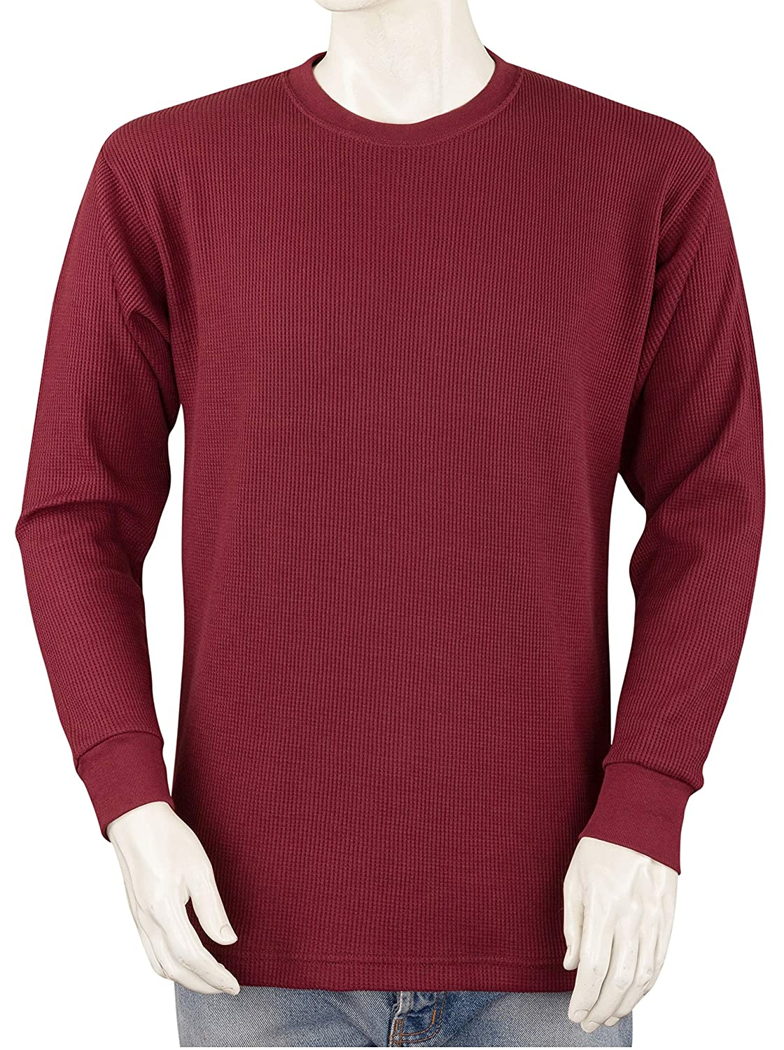 43c235dc244a Styllion Men's Thermal Shirt - Heavy Weight - Big and Tall & Regular Sizes  at Amazon Men's Clothing store: