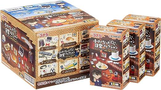 Detective Conan - Caja de Figuras de colección pequeña: Amazon.es ...