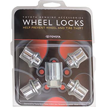 powerful Toyota Wheel Locks
