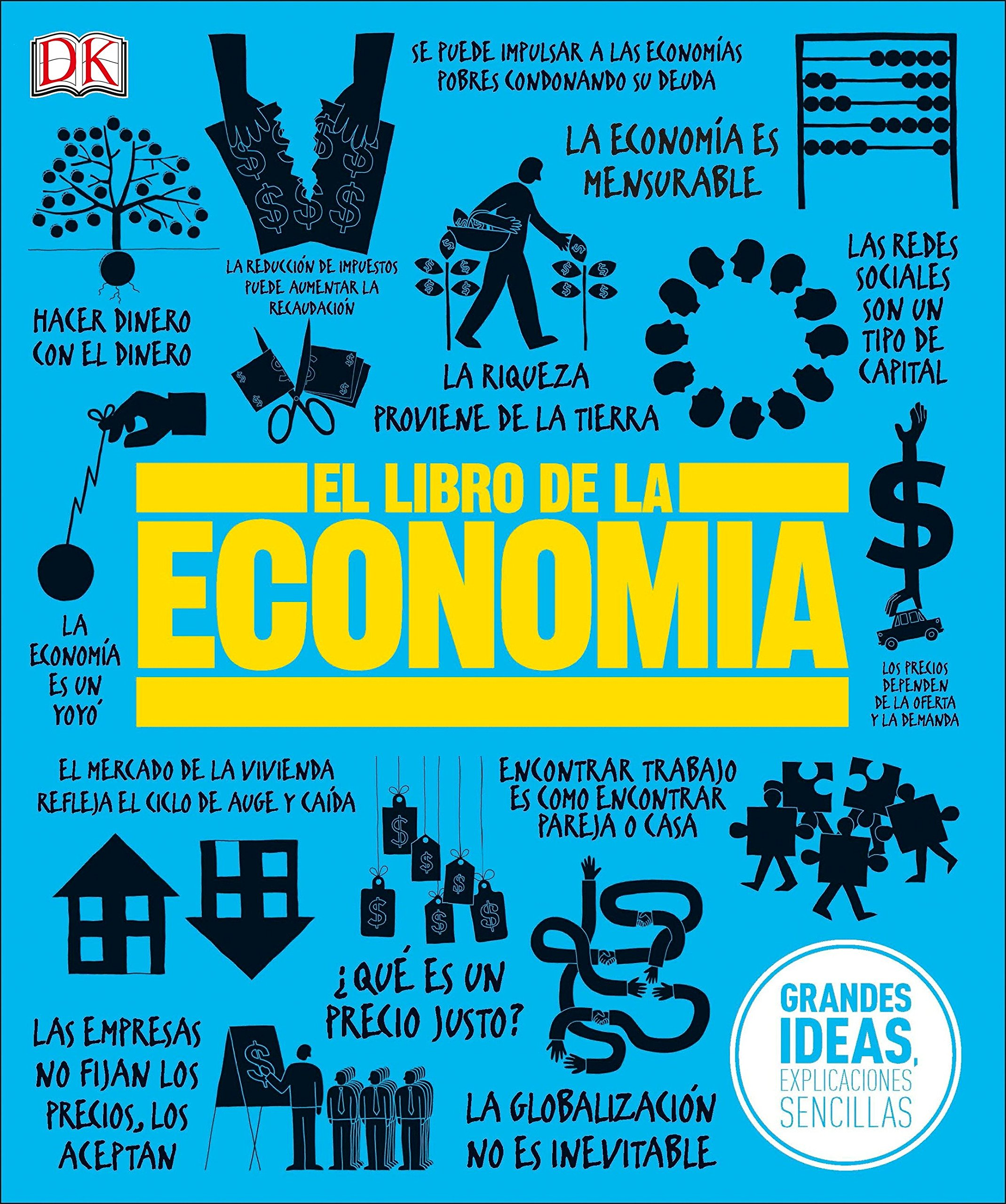 El Libro de la Economía (Grandes ideas, explicaciones sencillas / Big Ideas Simply Explained) Tapa dura – 16 ago 2016 Dk DK PUB 1465460187 Economic history