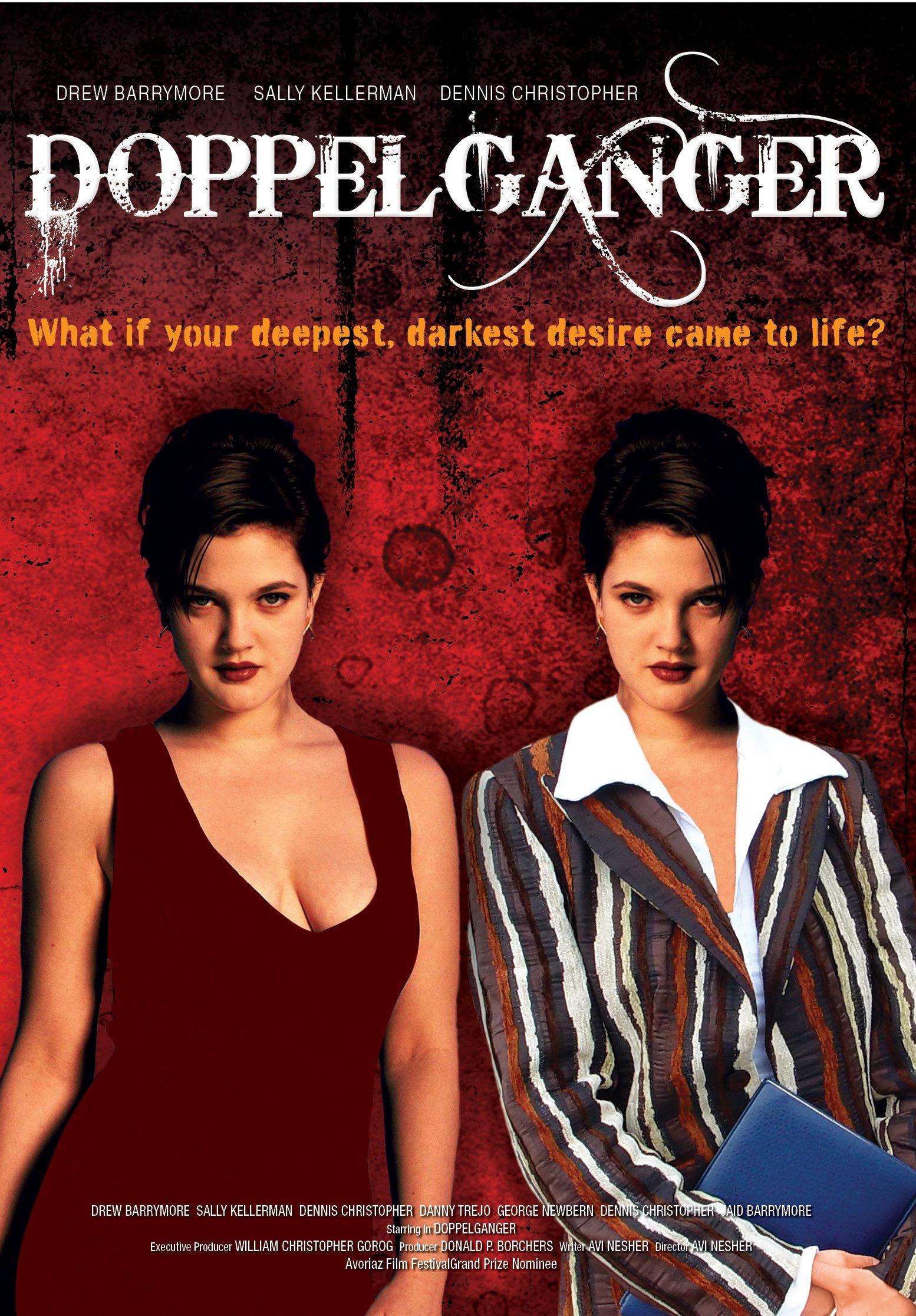 DVD : Doppelganger (DVD)