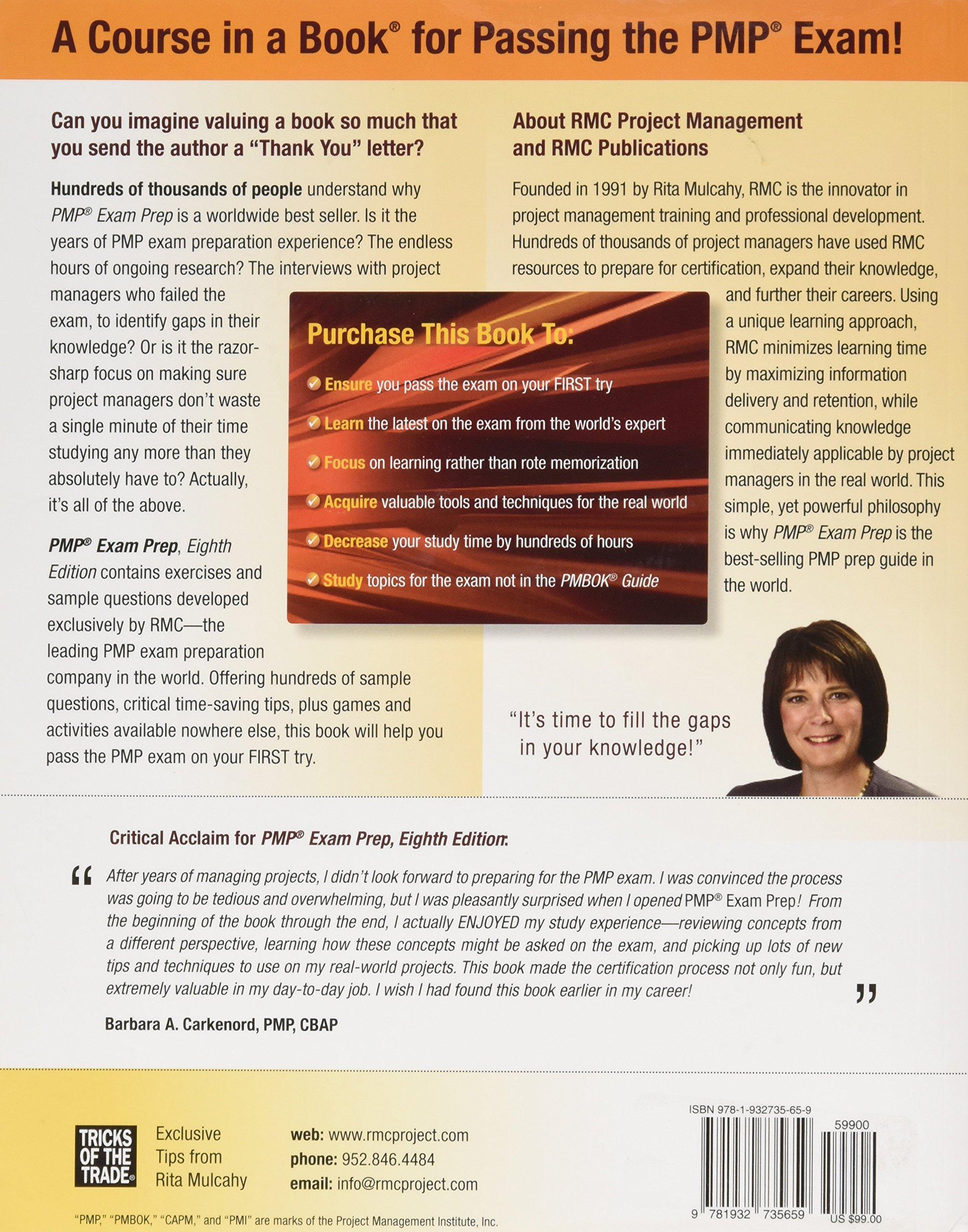 Rita mulcahy 8th edition updated pdf free download
