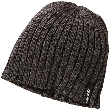 9a5399bada Schott Nyc 67 - Bonnet - Homme - Gris (Heather Anthracite) - Taille Unique:  Amazon.fr: Vêtements et accessoires