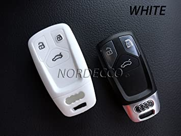 New High Quality Silicone 3 Button Smart Keyless Key Fob Protector