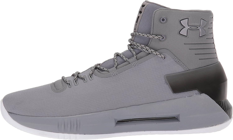 Under Armour UA Drive 4 Zapatos de Baloncesto para Hombre