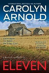 Eleven (Brandon Fisher FBI Series Book 1) Kindle Edition