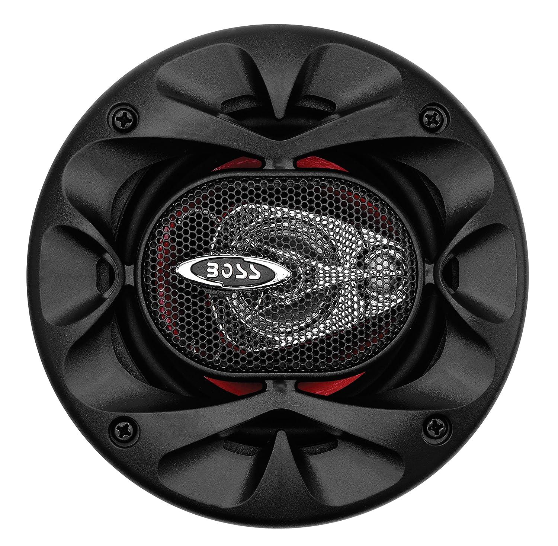 Boss Audio Systems CH4230 altavoz audio De 3 v/ías 225 W Altavoces para coche De 3 v/ías, 225 W, 225 W, Piezo, Aluminio, 100-18000 Hz