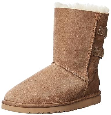 UGG Women's Fairmont Chestnut Twinface Boot 5 B ...