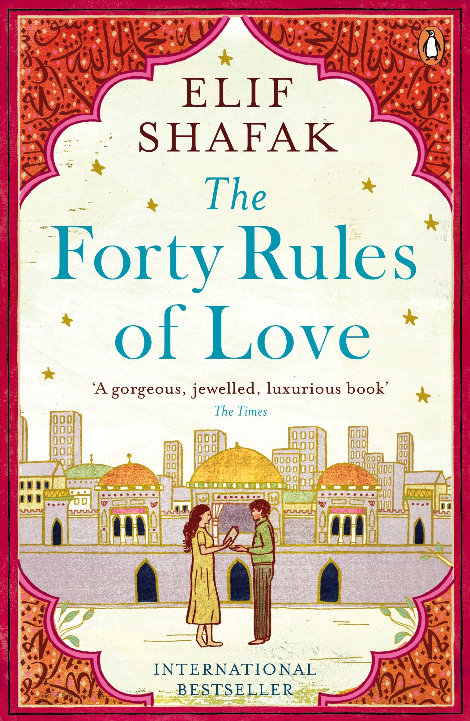 Image result for forty rules of love