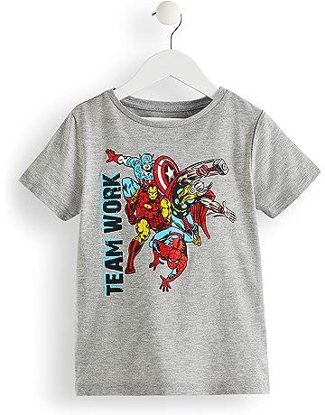 3dec1b014a1 RED WAGON Boy's Marvel Avengers Print T-Shirt