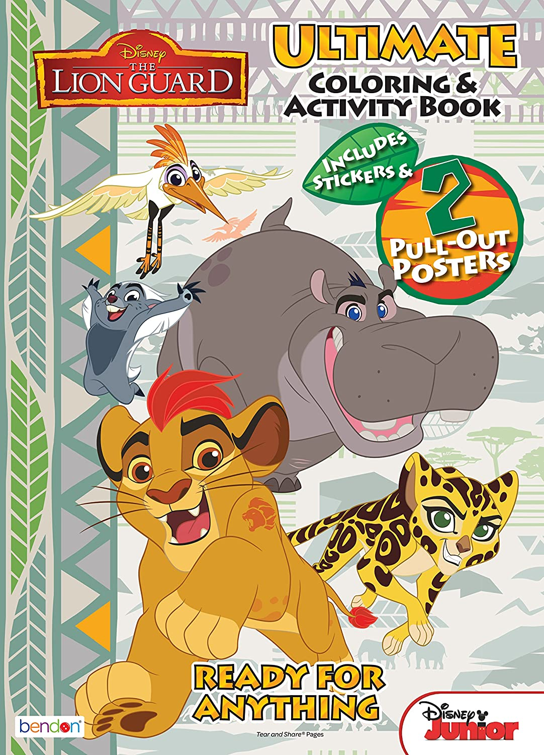 Disney Bendon Coloring and Activity Pages 52061