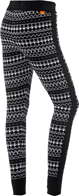 Icepeak CIA Noir//Blanc Pantalon Polaire Icepeak