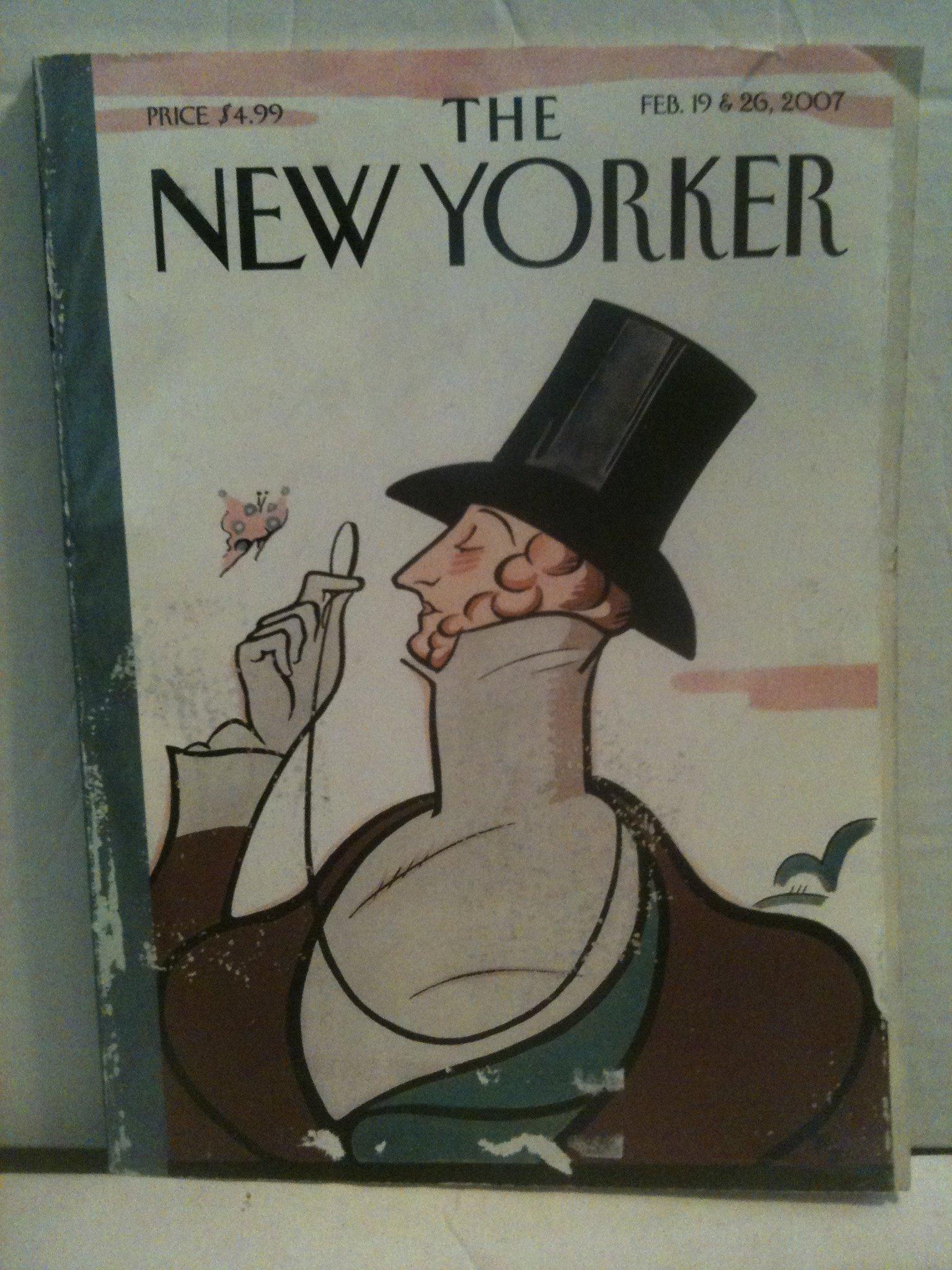 Download The New Yorker Magazine, Feb. 19 & 26, 2007 ebook