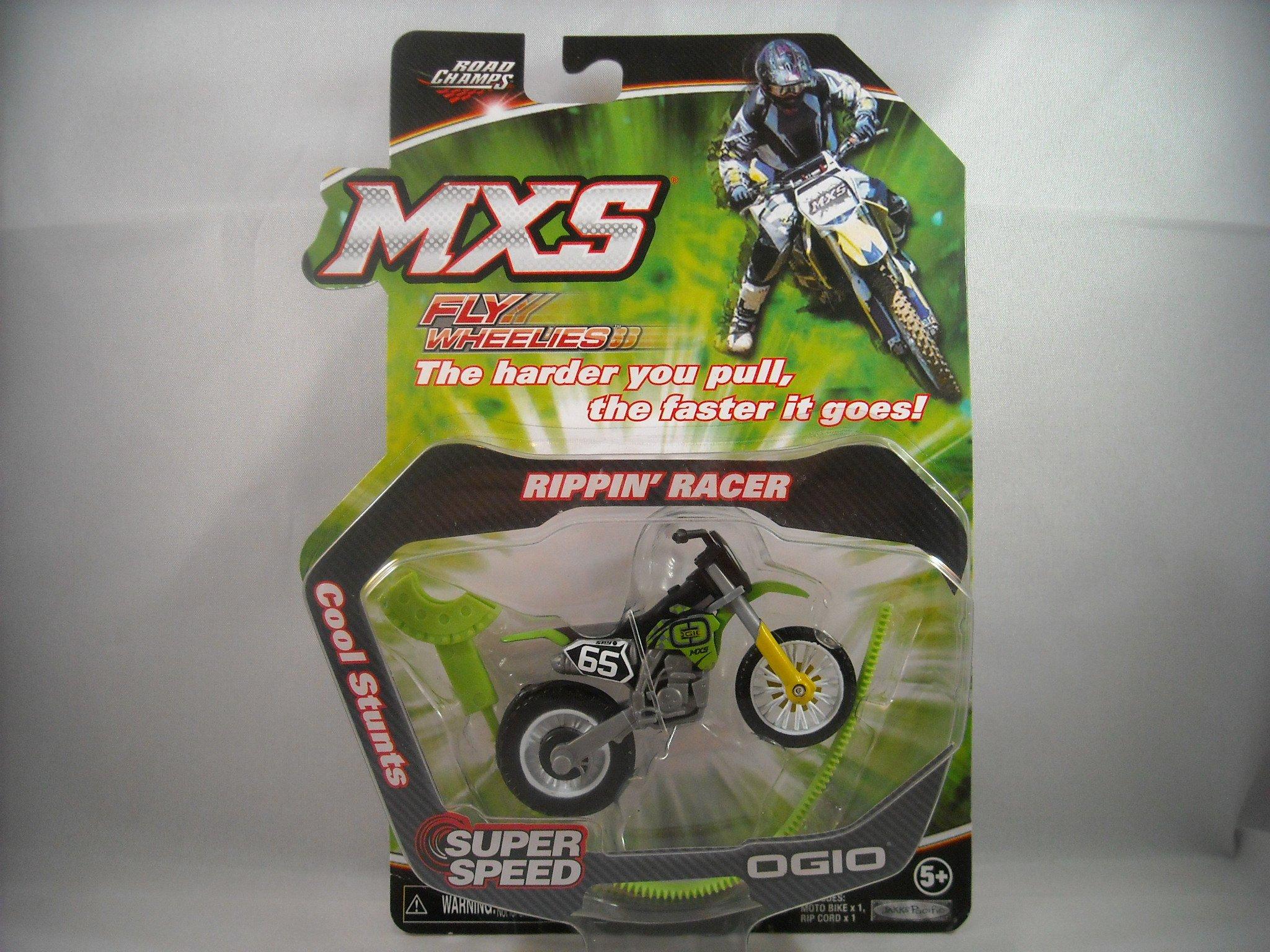 MXS Fly Wheelies Rippin Racer 2010 Ogio No Rider