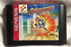 Sparkster - Sega Genesis