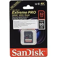 SanDisk Extreme Pro - Cartão De Memória Flash - 32 GB - SDHC UHS-I (Sdsdxp-032G-A46)