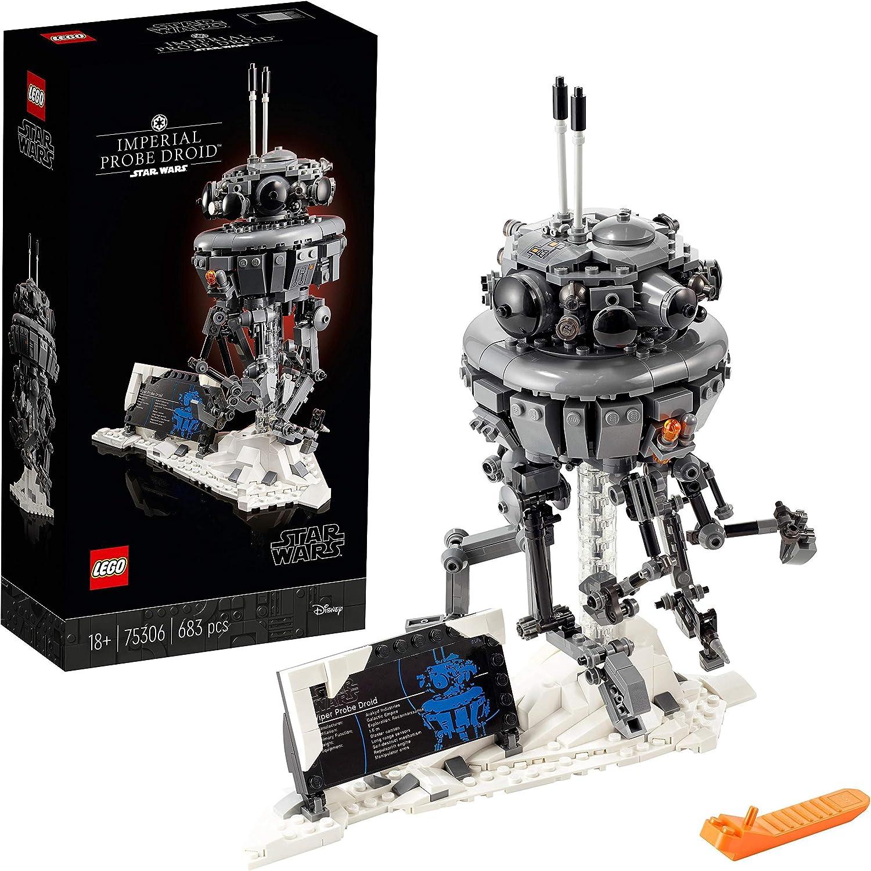 レゴ(LEGO) スター・ウォーズ インペリアル・プローブ・ドロイド 75306