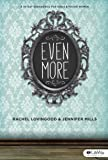 Even More: A 40 Day Experience for Girls and Young Women (Member Book)