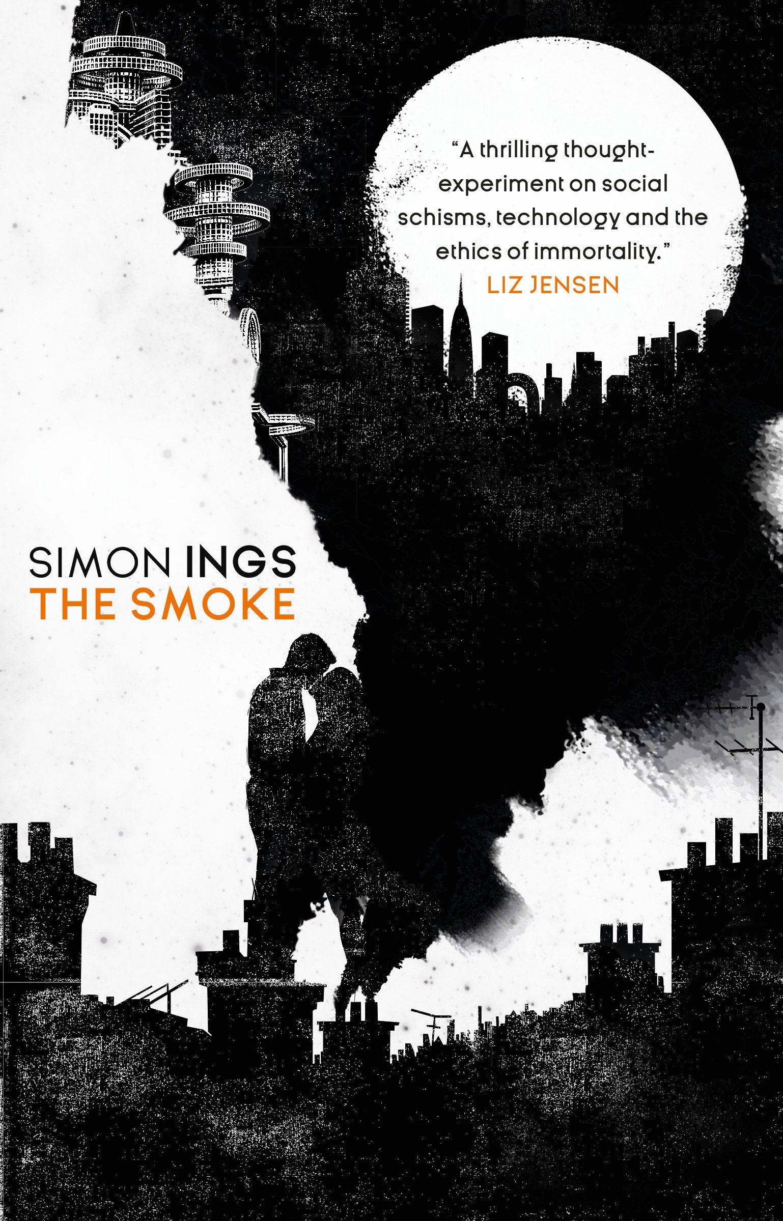 Image result for the smoke simon ings