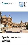 Spanish: espacios públicos