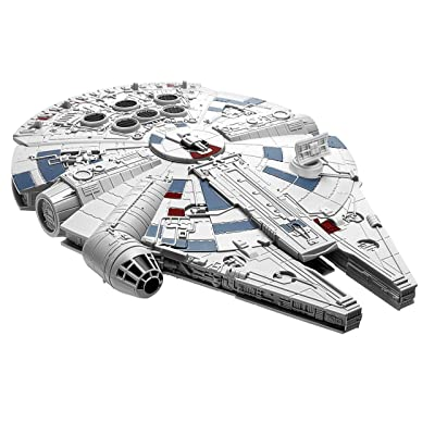 Revell Snaptite Build and Play Star Wars: The Last Jedi Millennium Falcon: Toys & Games