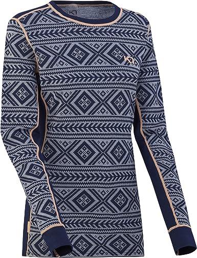 Kari Traa Lokke Long Sleeve Womens Long Underwear Top
