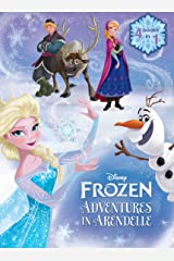 Frozen: Adventures in Arendelle (Disney Storybook (eBook)) Kindle Edition