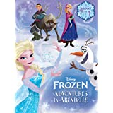 Frozen: Adventures in Arendelle (Disney Storybook (eBook))
