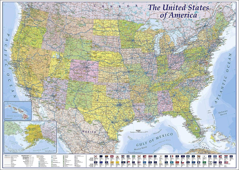 Sim Karte F303274r Usa.Karte Usa Bundesstaaten Mit Hauptstadten