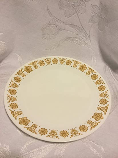 4ca1a71e0b40a Corning Corelle Butterfly Gold Dinner Plates - Set of 4 Plates