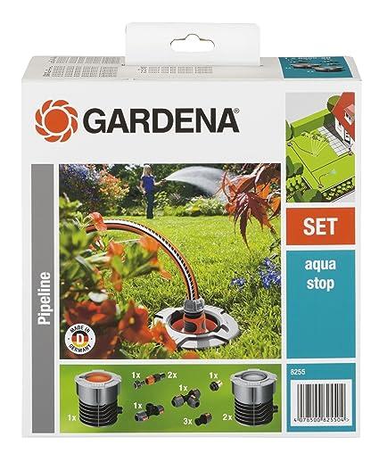 Gardena 8255-20 Set, Negro, Naranja: Amazon.es: Jardín