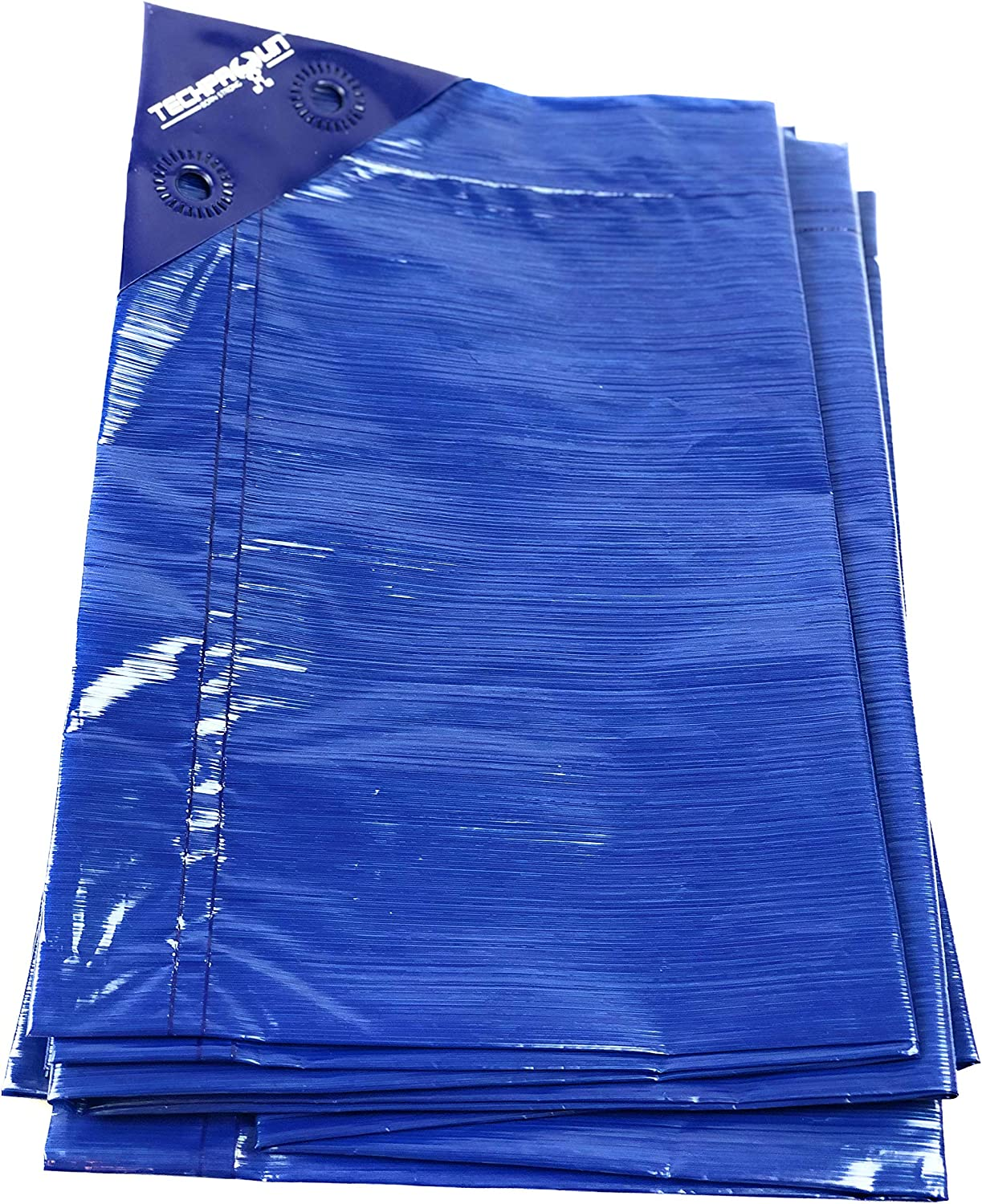 Anti-Tear Premium tarp 34 Varieties MOX Film Technology Waterproof 16x20 Heavy Duty Translucent Tarp UV Resistant