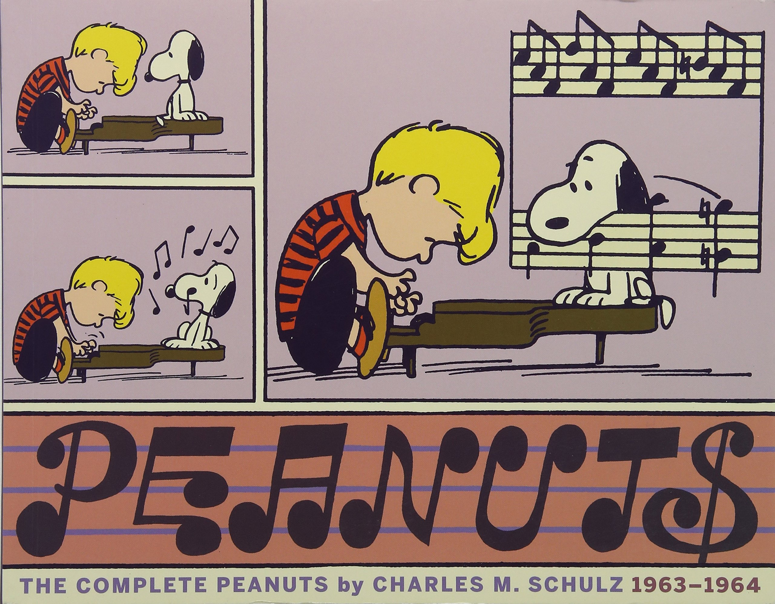 The Complete Peanuts: 1963-1964 (Vol. 7) Paperback Edition (Peanuts - Complete Peanuts)