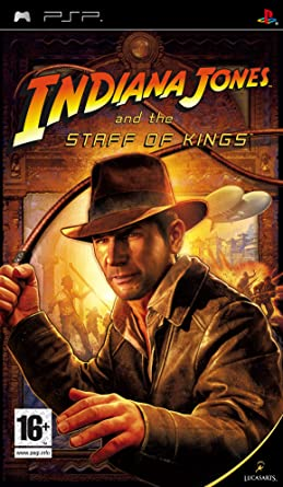 Amazon.com: Indiana Jones y el personal de Reyes (PSP) por ...