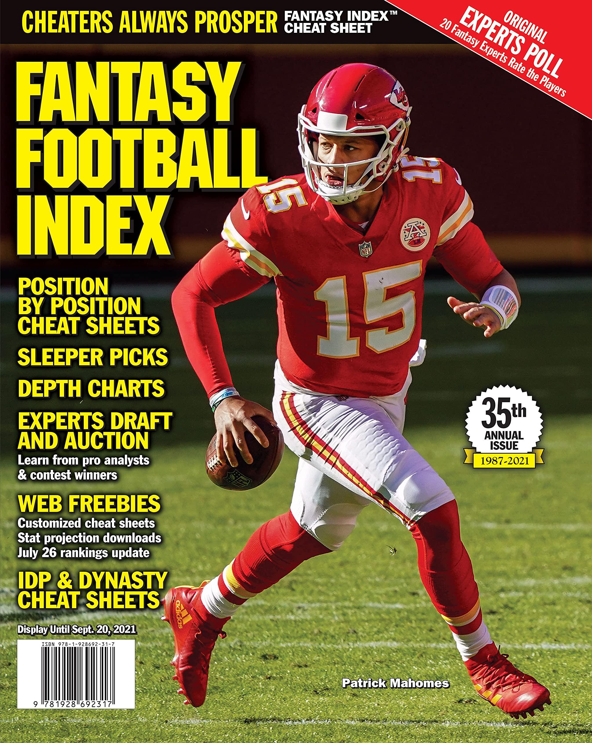 Fantasy Football Index 2021