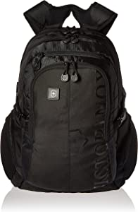 Victorinox VX Sport Pilot Laptop Backpack, Black, 18.5-Inch