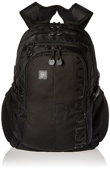 Amazon.com: Victorinox Vx Sport Pilot Laptop Backpack, Black Logo: California Luggage Company