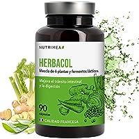 Detox Aloe Vera Colon Cleanser Limpieza de Colon Estomago Laxante Forte Diuretico Suplemento HerbaCol Hinojo Jengibre