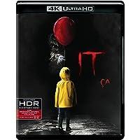 It (Bilingual/4K Ultra HD/BD) [Blu-ray]